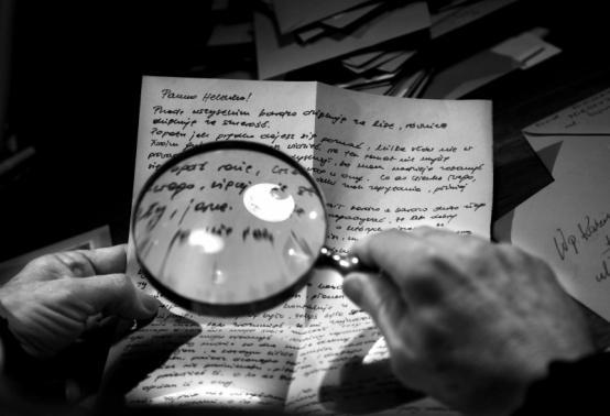 VIOLATED LETTERS | dir. Maciej Drygas