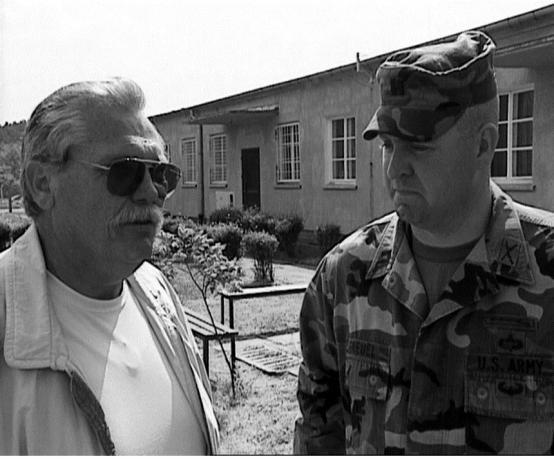 THE ONE WHO WAS HIT | dir. Jarosław Kamieński, Andrzej Pankiewicz