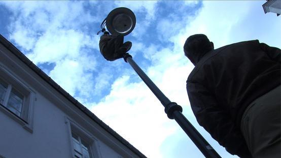THE STREETLIGHT MAN | dir. Mateusz Rakowicz