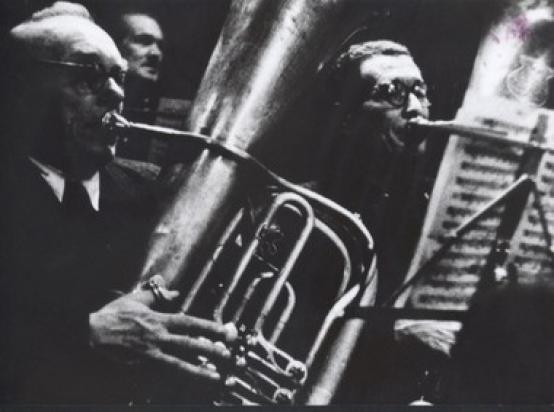 MUZYKANCI | reż. Kazimierz Karabasz