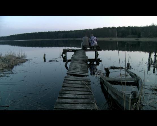 PLAIN LANDSCAPE WITH A CRADLE | dir. Arek Biedrzycki