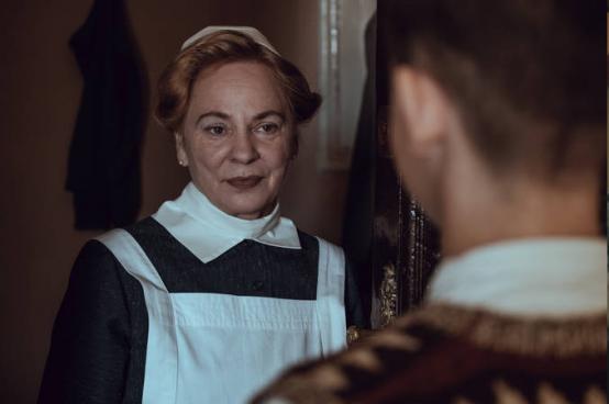 THE MIDWIFE | dir. Maria Stachurska