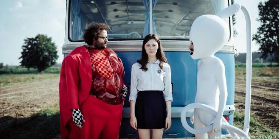 ALICE AND THE FROG | dir. Olga Bołądź